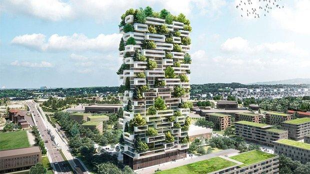 Des jardins de babylone lausanne en 2020 demain la ville for Tour de chavannes