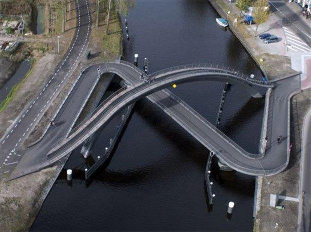 Crédits : NEXT Architects, Melkwegbridge