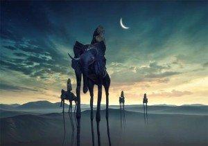 Voyage dans l'univers de Salvador Dalí