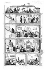 Coupe de Bertall - 1845