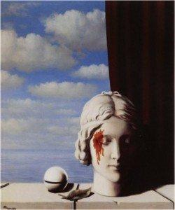 La mémoire , René Magritte, 1954