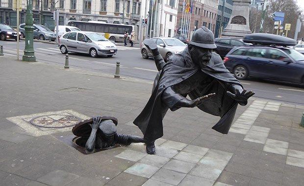 Bruxelles Dmitry Risenberg qualité vie