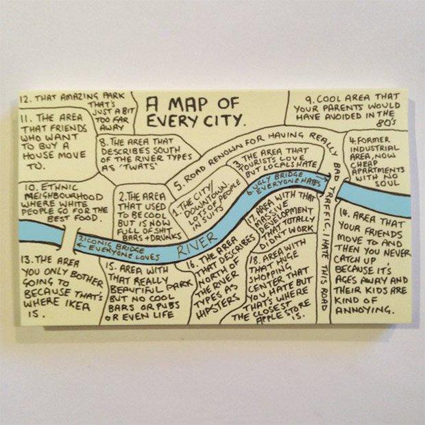 Map. © Chaz Hutton