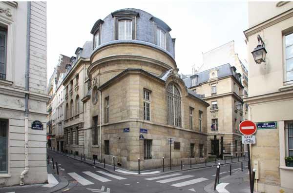 L'Hôtel de la Bûcherie aurait pu accueillir le projet « Les Mots », qui mettait l'écriture au cœur de ses usages © DR