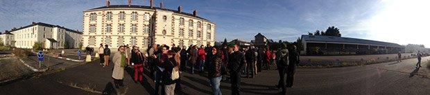 La caserne Mellinet à Nantes : un lieu à fort potentiel (c) Emma Piau