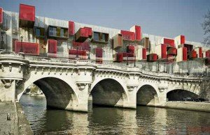 """Le projet de Stéphane Malka propose de faire du Pont Neuf un """"lieu de passage et de brassage"""" (c) Stéphane Malka"""