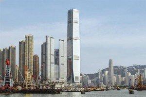 Hong Kong, ville vertigineuse