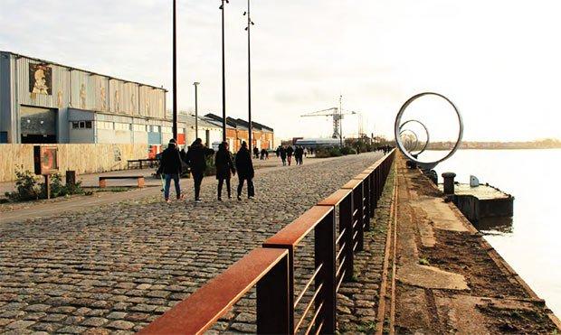 Nantes culture berge ballandras eau ville durable paysage urbain Demain la ville