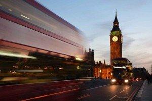 Vue de Londres - Crédits - David Didier, unsplash
