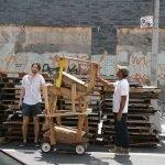 chair bombing do tank brooklyn batiment faire la vile urbanisme tactique