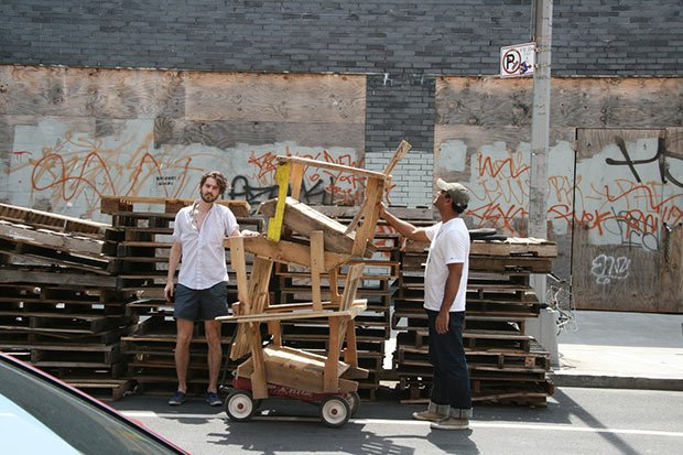 chair bombing do tank brooklyn batiment faire la vile urbanisme tactique
