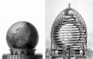 cartographe Charles Perron Louis Bonnier batiment exposition universelle