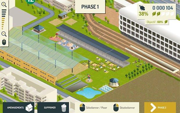 Urbanisme participatif cr er un parc fa on sim city for Espace vert mairie