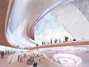 plateforme crowdsourcing Sensual City batiment exposition universelle