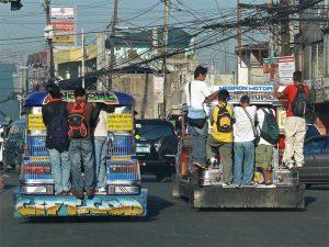 jeepneys manillaises urbain mobilite demain la ville