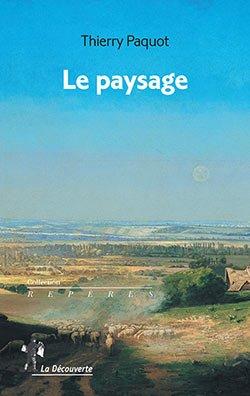 livre raconter paysage paquot
