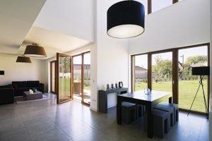 maison bois ossature