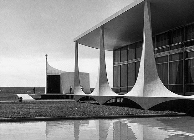 palais aurore brasilia