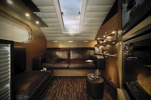 interieur camping car cosy