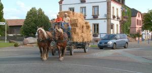 village alsacien sans carbonne