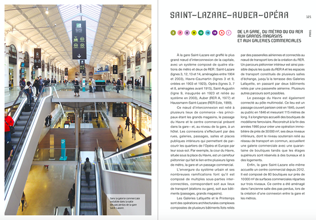 paris saint lazare centre commercial mangrove urbaine