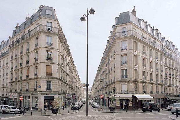 paris haussmann exposition modele de ville