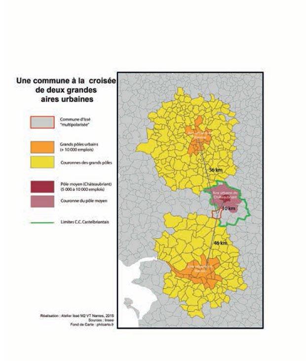 carthographie de la vulle d isse