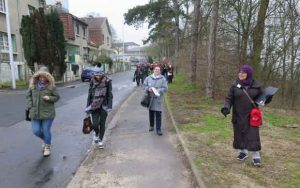 L'association Womenability organise des marches exploratoires.