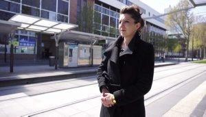 Audrey Noeltner, 30 ans, urbaniste féministe