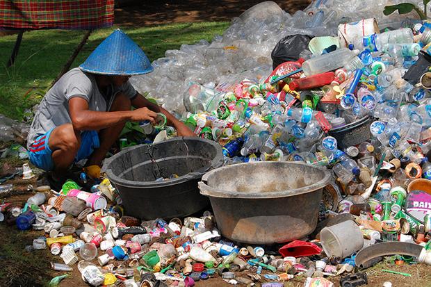 tri manuel dechet recyclage
