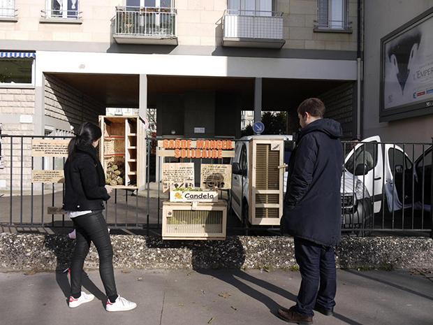 une ville plus solidaire cap ou pas cap. Black Bedroom Furniture Sets. Home Design Ideas
