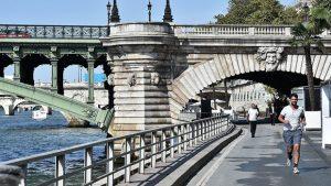 photo des quais de paris