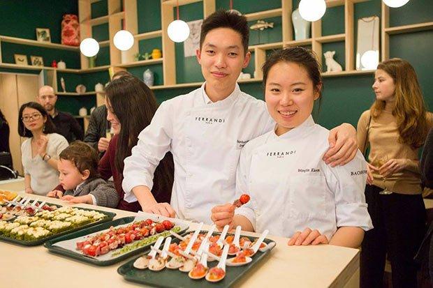 Soirée de lancement du restaurant Raphael H. © Raphaël H.