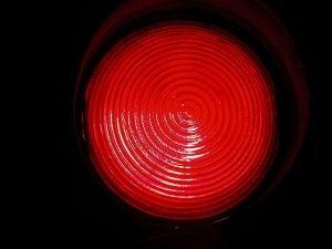 signalisation des feux rouges dans la ville