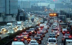 restriction de la circulation à Paris