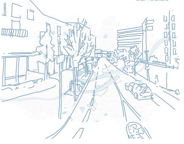 Cécile Roger travaille a une nouvelle conception de l'espace urbain afin de diminuer le sentiment anxiogène qu'il peut provoquer (c) Cécile Roger