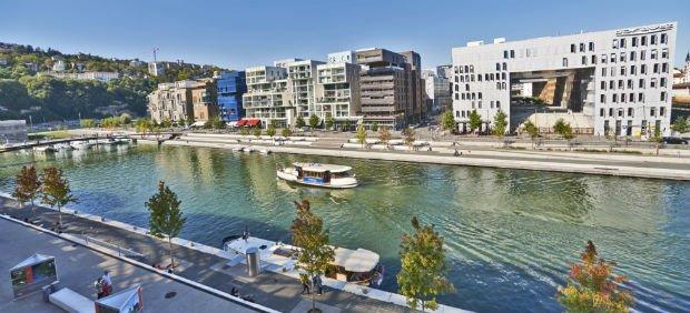 Lyon Confluence Quartier