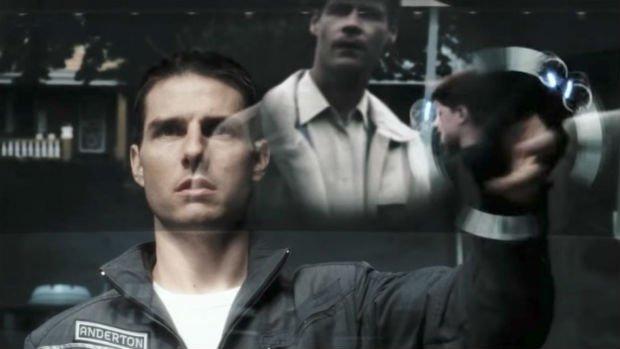 La police du futur ? (Minority Report, 2002)