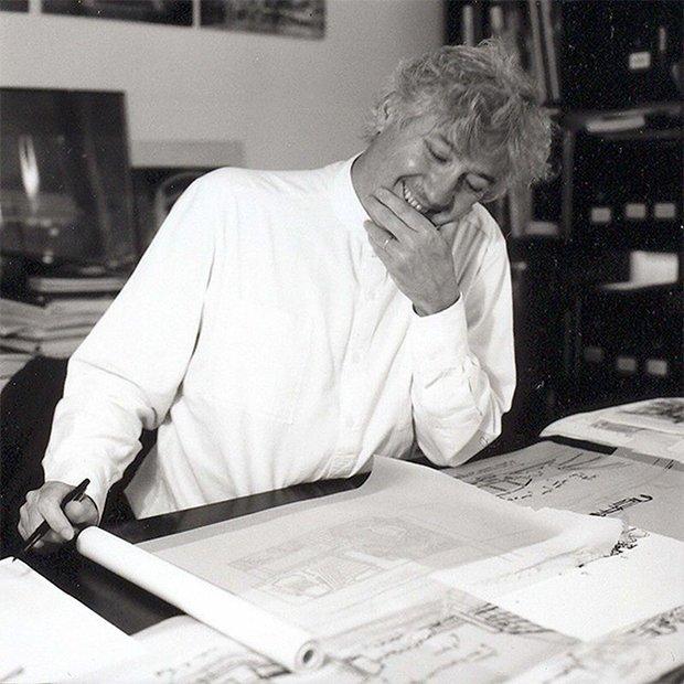 Photo architecture Jacques Ripaul