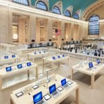 L'Apple Store de Grand Central Station à New York