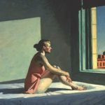 """Morning Sun"" par Edward Hopper, 1952"