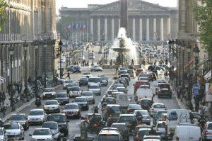Embouteillage à Paris Crédit : Charles Platiau / Reuters