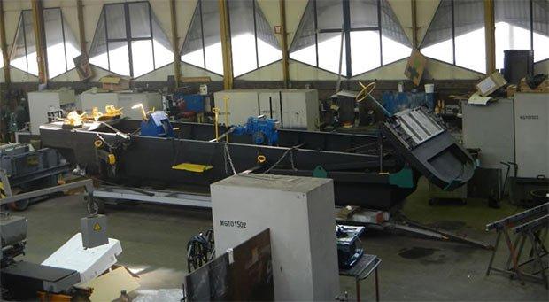 photo du bateau vanne