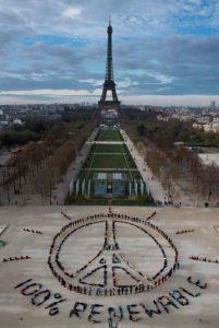 Paris a des ambitions fortes de développement de l'utilisation du vélo.