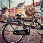 A Copenhague, le nombre de vélos a dépassé le nombre de voitures .
