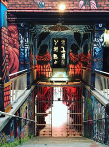 La prison de Nantes réinvestie par des artistes