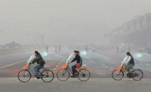 un projet de vélo dépolluant