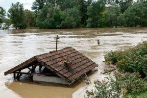 Le passage de l'ouragan Harvey au Texas