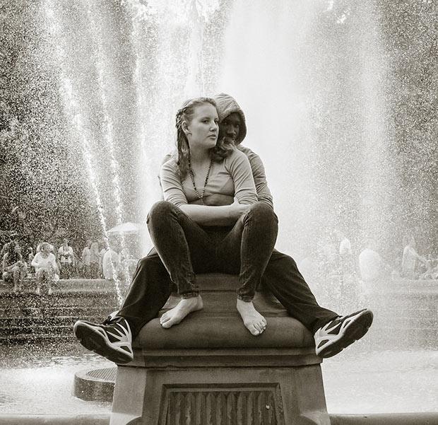 photo d un couple