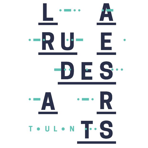 Logo rue des arts